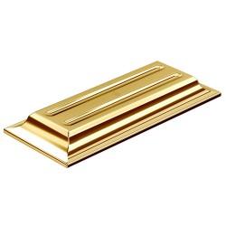 Pen Desk Holder Gold