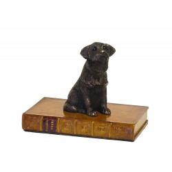 Paper Weight Terrier Book