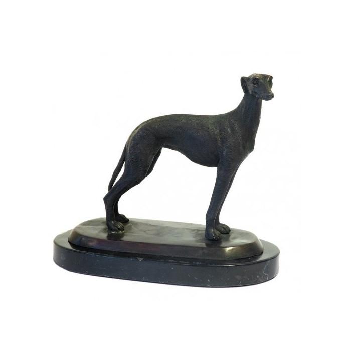 Greyhound Standing