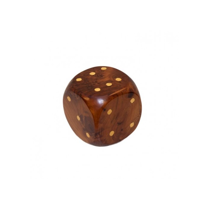 Paper Weight Dice Small