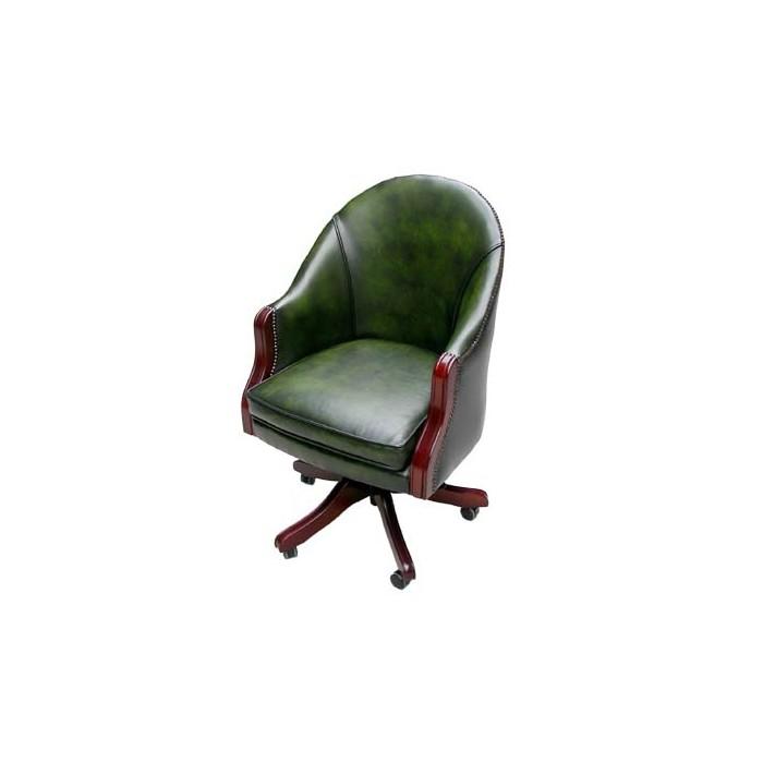 Bureaustoel Vaste Poten.Engelse Bureaustoel Perfect Voor Mensen Met Rugklachten Perfect