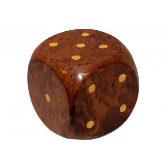 Paper Weight Dice Large