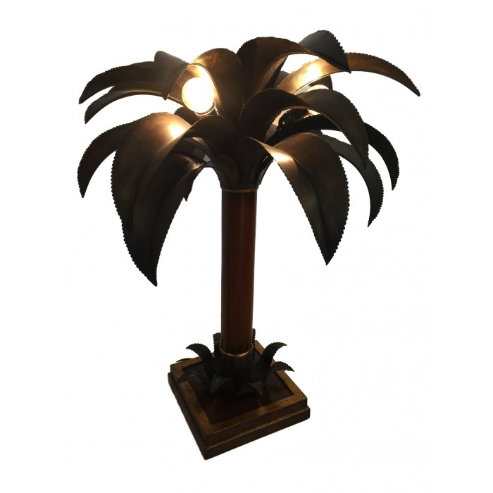 Table Lamp Palm