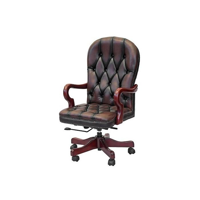 Klassieke bureaustoel...