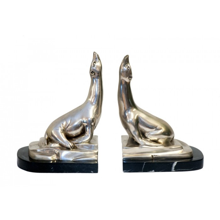 Book Ends Seals