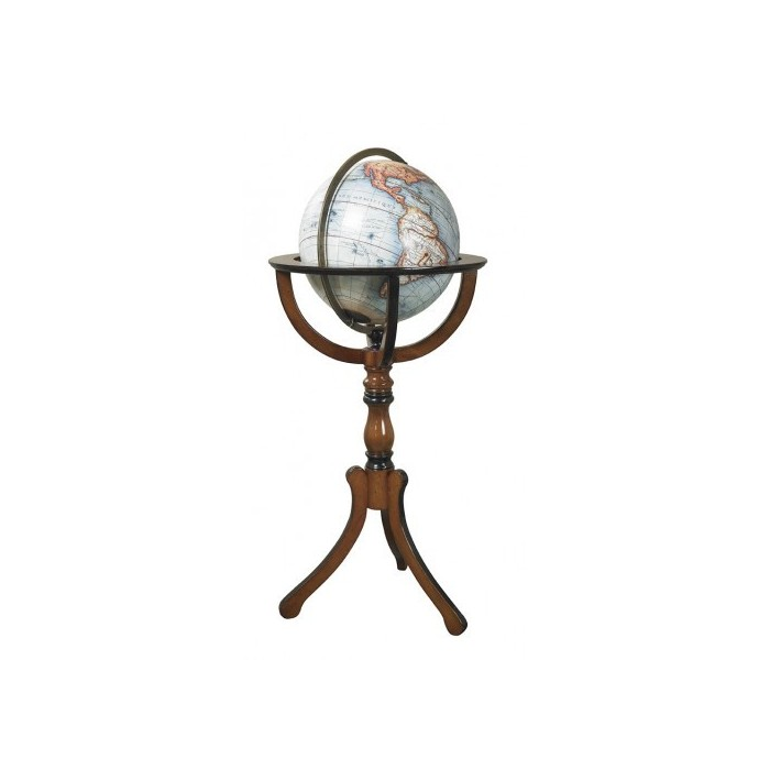 World Standing Floor Globe