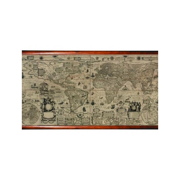 World Map 1604