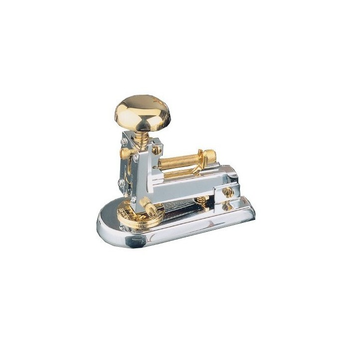 Stapler Chrome Gold