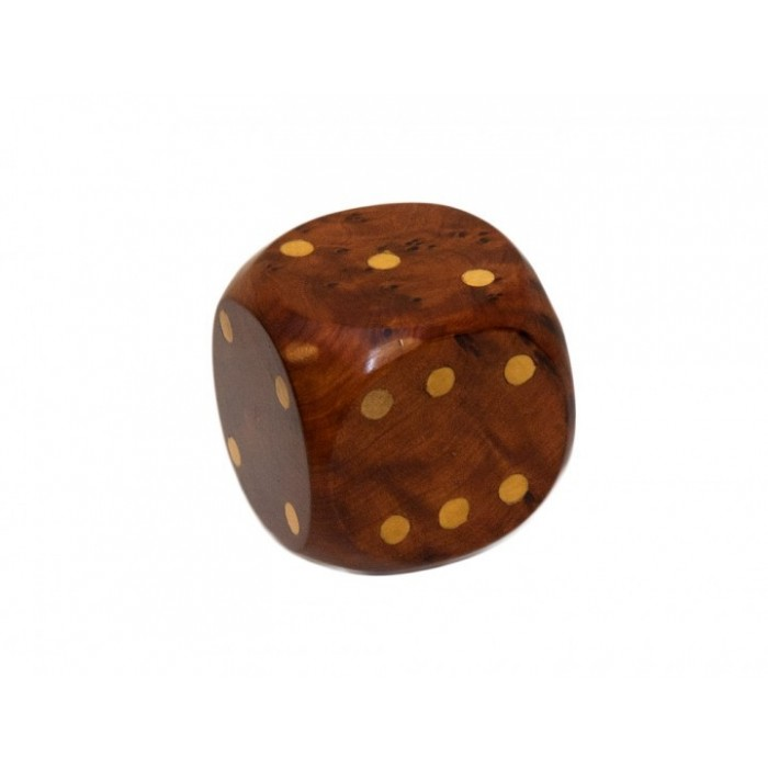 Paper Weight Dice Medium