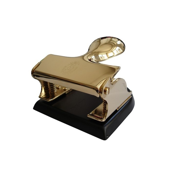 Hole Puncher Black Gold