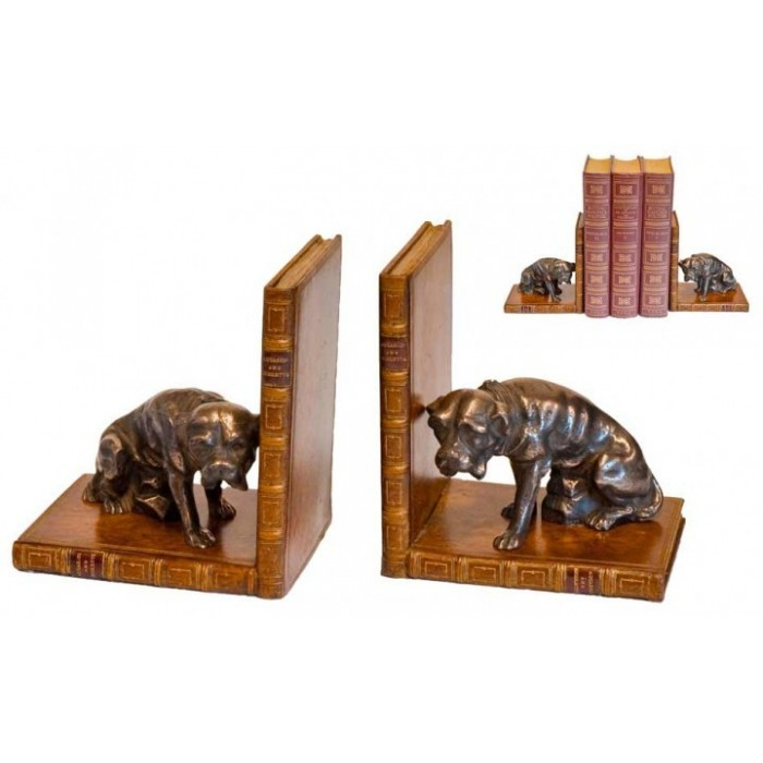 Book Ends Dogs