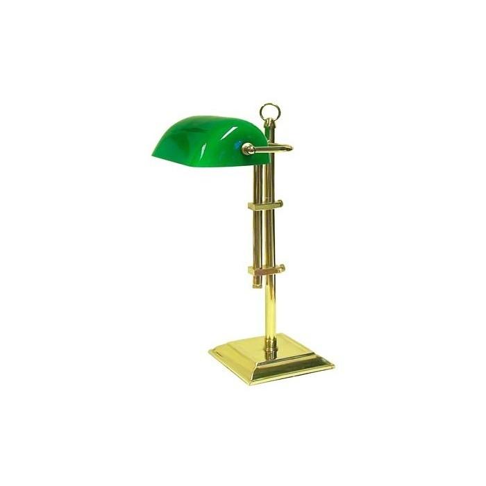 Banker Lamp Green Florin