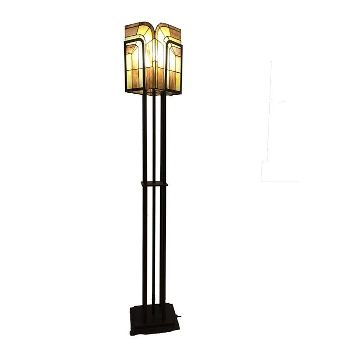 Floor Lamp Tiffany Vanderbilt