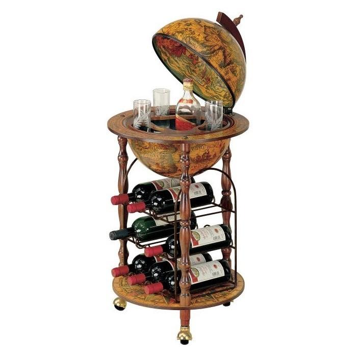 """Globe Bar """"Ottino Cellar"""""""