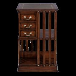 Shirley Revolving Bookcase