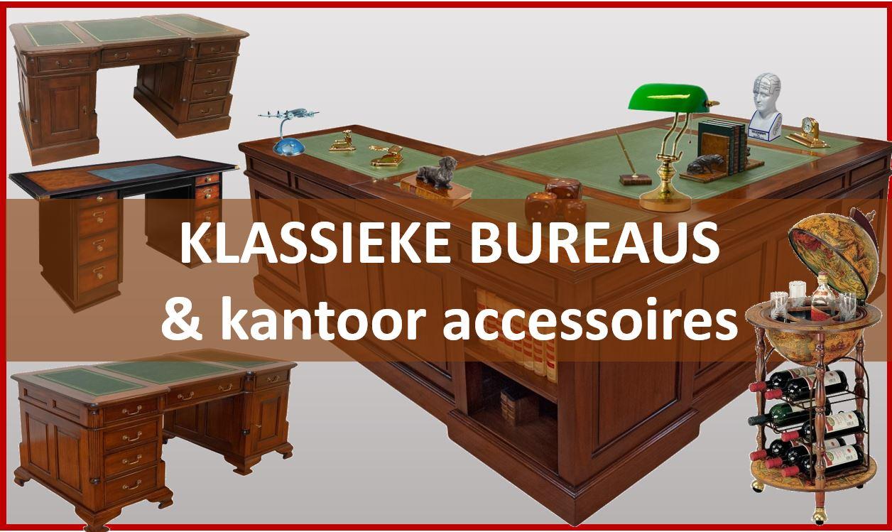 Klassieke Bureaus en kantoormeubelen